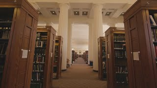 Tour The Harvard Law School Library
