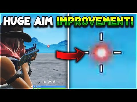 How To Create A Custom Reticle in Fortnite - смотреть онлайн