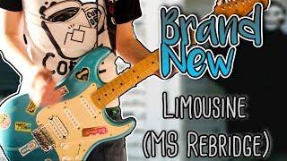 Brand New - Limousine (MS Rebridge) Guitar Cover 1080P