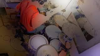 """""""White Smoke"""" by Every Time I Die - Drum Cover (TeeJ)"""