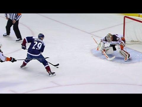 Gotta See It: MacKinnon uses super speed to score on breakaway