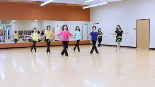 I Am Yours....(*** 100,000 ***)   Line Dance (Dance & Teach)