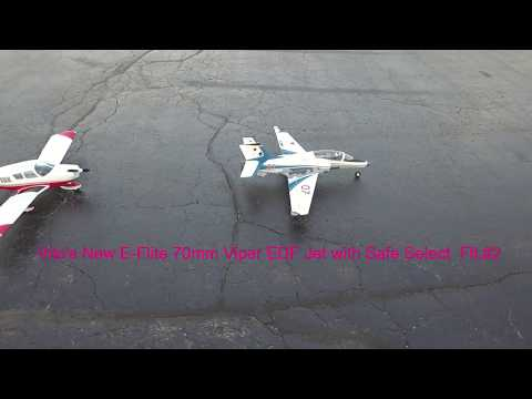 eflite-viper-70mm-edf-jet-with-safe-select--vitos-2nd-flight