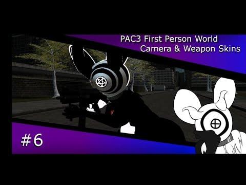 Pac3] Custom Models - смотреть онлайн на Hah Life