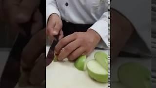 קישוטי פירות ברבור מתפוחי עץ