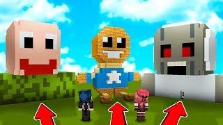 Minecraft ITA - NON SCEGLIERE LA CASA SBAGLIATA!!