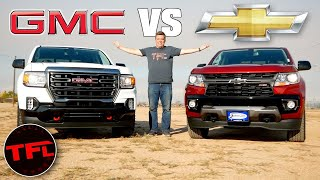 Which Of These Two GM Sibling Trucks Would I Buy? The Choice Is Clear! by The Fast Lane Truck