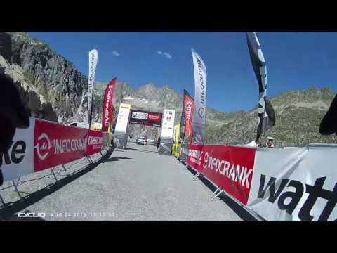 Onboard at Haute Route 2016 – The Pyrenees