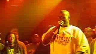 KRS-One & Blaq Poet - The Victory Live