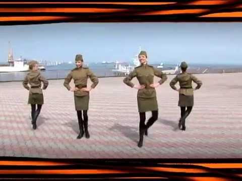 """Песни о войне. """"Смуглянка"""" Военные песни. Смуглянка-модаванка.  В бой идут одни старики"""