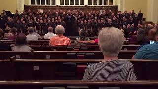 Amazing Grace San Francisco Gay Men's Chorus. United Methodist Church Charlotte, NC