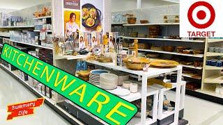NEW Target KITCHENWARE Tableware GLASSWARE Plates JARS Silverware DINNERWARE SETS