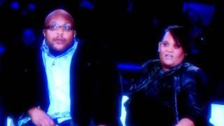 Chubb Rock & Wife KeKe on Marriage Ref VENOM #DaGOODGOOD!