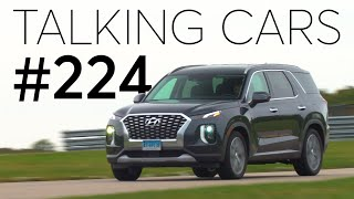 Tesla Smart Summon; 2020 Hyundai Palisade Test Results | Talking Cars with Consumer Reports #224