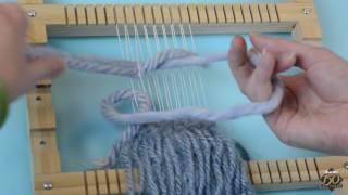 Bucilla Weaving Loom: Fiber Art
