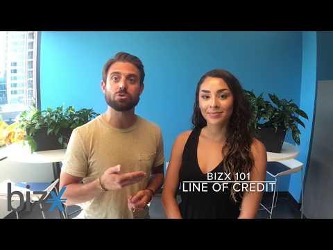 BizX 101: Line of Credit