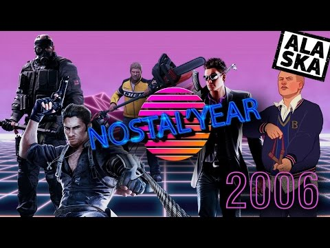 ЛУЧШИЕ ИГРЫ 2006 ГОДА [Nostal'year]