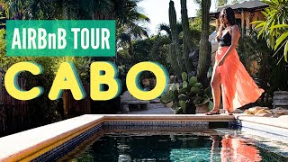 Cabo San Lucas Airbnb Tour (It's Beautiful!) Where To Stay In Cabo San Lucas (I Stayed Here)