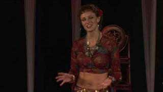 Belly Dancing Costumes & Exercises : History of Gypsy