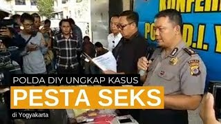 Polisi Gerebek Pesta Seks di Yogyakarta, Aksi Sepasang Suami Istri Ditonton 10 Orang usai Membayar