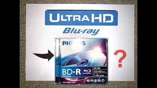 Eigene 4K-Ultra HD Blu-ray brennen und anschauen (4K)