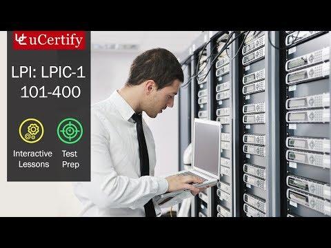 LPIC-1 Exam 1 - Linux Server Professional Certification V4.0 ...