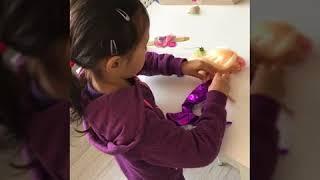 Распаковка барби куклы Defa Lucy