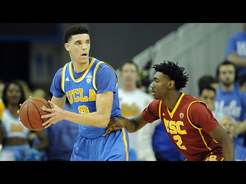 UCLA's Lonzo Ball Shows Off NBA Range | CampusInsiders