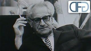Erinnerung an den 50. Todestag Fritz Bauers