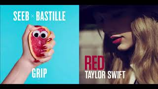 Red Grip   Taylor Swift Vs SeeB & Bastille (Mashup)