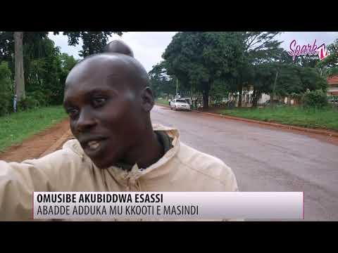 Omusibe akubiddwa amasasi ngagezaako okutoloka e Masindi