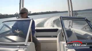 Bayliner - How to Drive and Dock a Boat