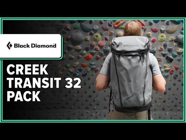 Видео Рюкзак Black Diamond Creek Transit 32L (Ash)