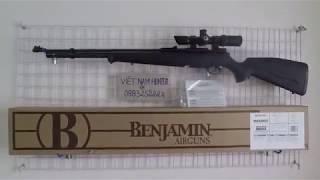 Súng Hơi   Súng Săn   PCP - Benjamin Maximus Cal.22   Việt Nam Hunter