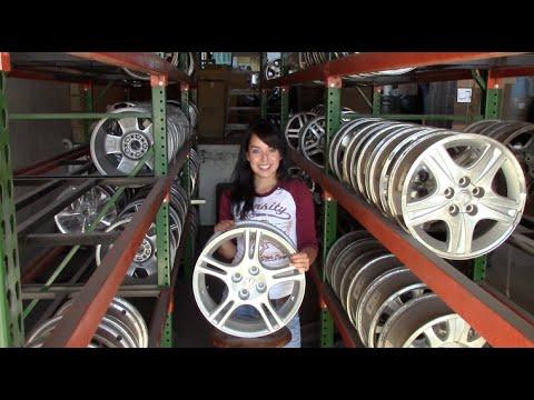 Factory Original Mazda B3000 Rims & OEM Mazda B3000 Wheels – OriginalWheel.com