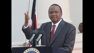 President Uhuru tells off leaders opposed to shipping deal