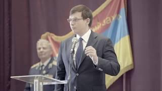 Евгений Мураев поздравил ветеранов с Днем освобождения Киева