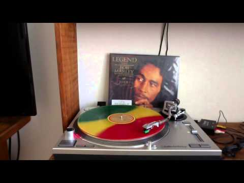 Bob Marley and The Wailers - Buffalo Soldier [Vinyl]