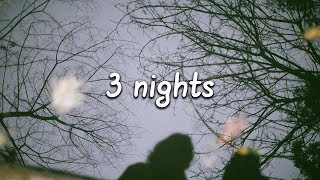 Dominic Fike   3 Nights (Lyrics)