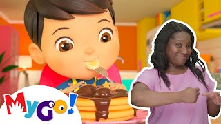 1 2 What Shall We Do? | Sign Language For Kids | Baby Songs | Little Baby Bum | ASL