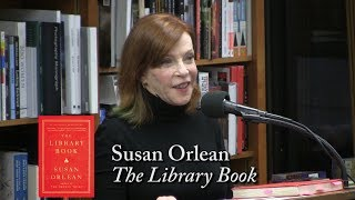 Susan Orlean, The Library Book