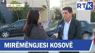 Mirëmëngjesi Kosovë - Drejtpërdrejt - Muhamet Suliqi 21.10.2019