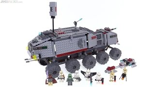 LEGO Star Wars Clone Turbo Tank From 2006! Set 7261