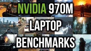 Nvidia 970M Laptop Gaming Benchmarks - Still Any Good?