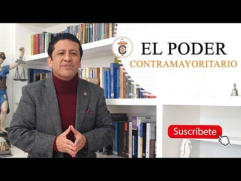EL PODER CONTRAMAYORITARIO - TC166