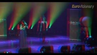 Filipa Sousa - Vida Minha - 3D - Eurovision In Concert - 3D - Eurovision Song Contest