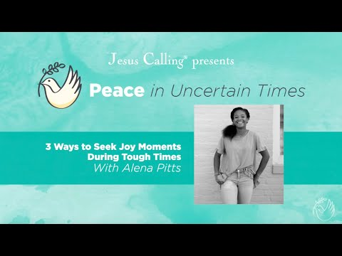 Seeking Joy In Uncertainty with Alena Pitts