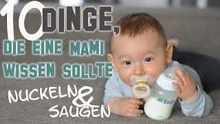Umgang mit Fläschchen und Schnuller   Hygiene   Babynahrung   mamiblock - Der Mami Blog