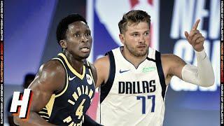 Indiana Pacers Vs Dallas Mavericks - Full Game Highlights | July 26, 2020 | 2019-20 NBA Season