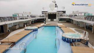 Mein Schiff 2: Rundgang